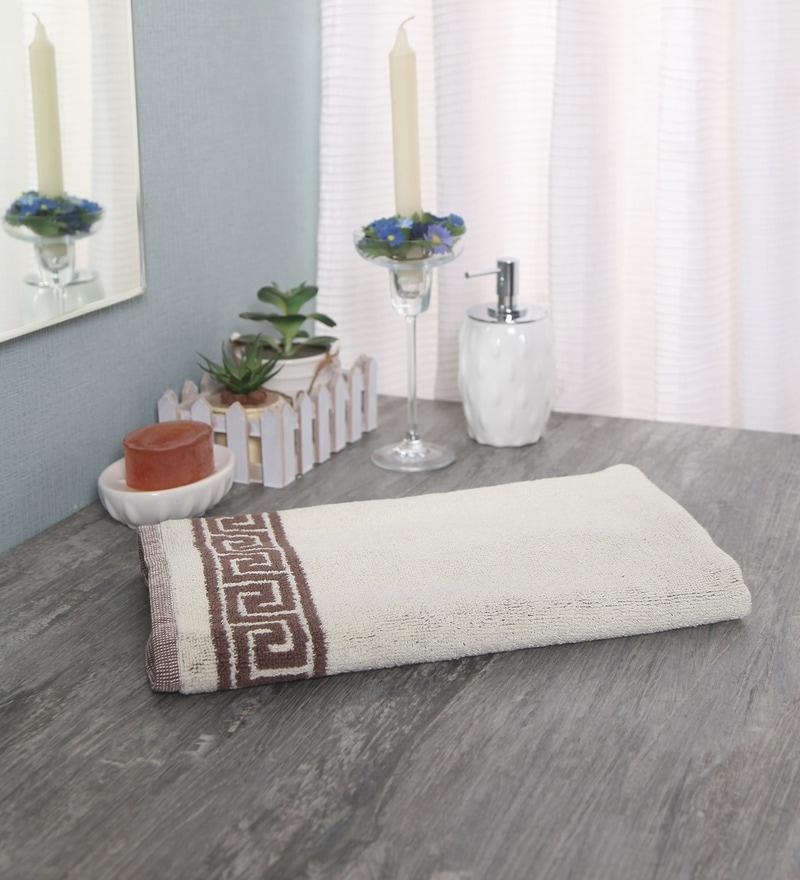 Brown 100% Cotton 20 x 28 Bathmat by Softweave