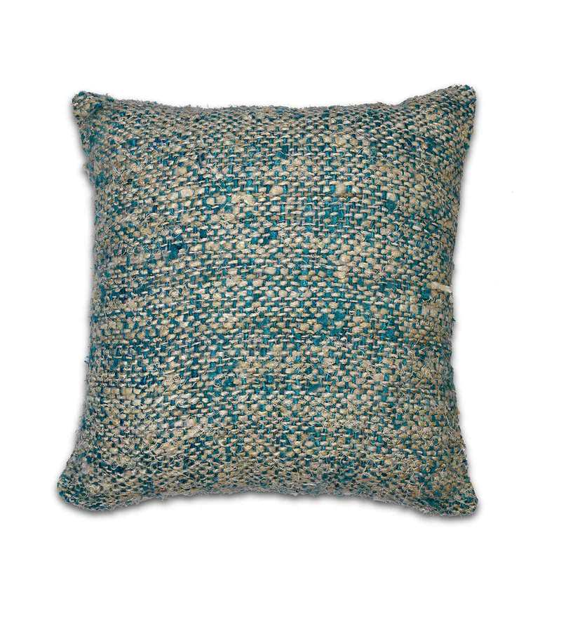Solid Khadi 18 X 18 Inch Cushion Cover Set Of 5 By Home We
