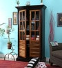 Somerville Book Case in Dual Tone Finish by Amberville