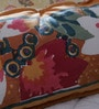 Soma Multicolour Cotton 8 X 15 Pillow Cover 1 Pc