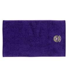 Spaces Purple 100% Cotton 16 X 24 Inch Wimbledon Hand Towel