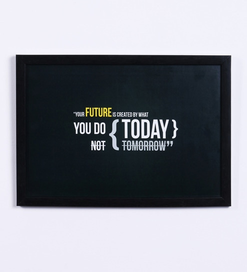 Collection of Positive Wall Poster Designs With Motivational Quotes