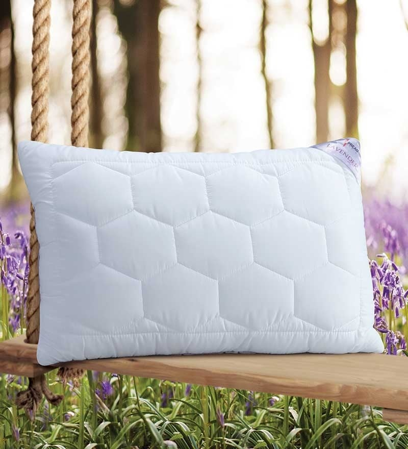 Spread Pillow Lavender by Esprit Home