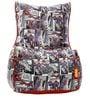 Spiderman Filled Bean Bag by Orka