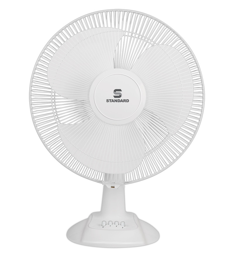 Havells Standard Sailor High Speed Table 400 mm White Table Fan