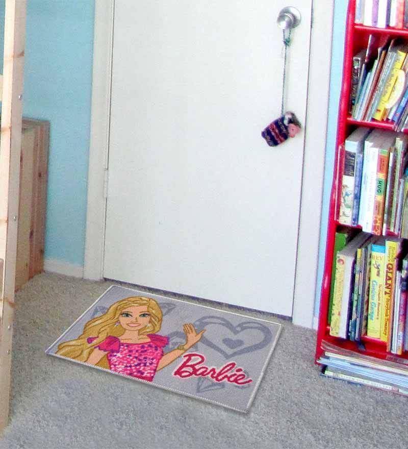 Small Barbie Door Mat by Status