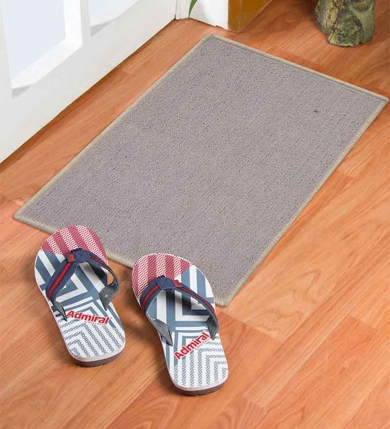 Cream Floor Mat by Status