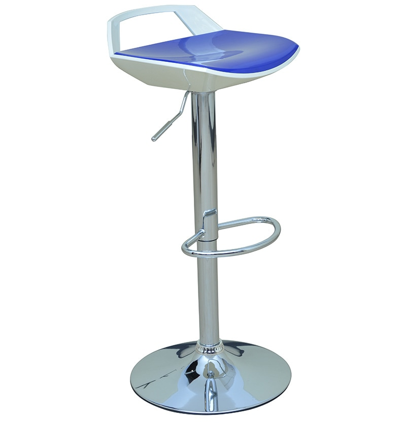 Stella Bar Stool in Blue Colour by HomeTown