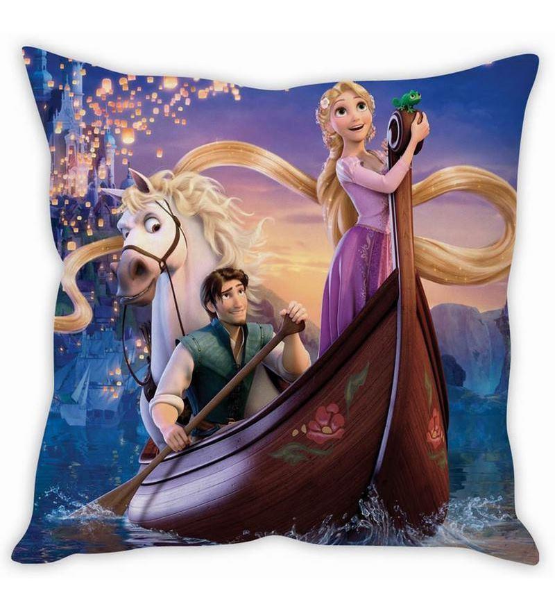 Rapunsal Cushion Cover by Stybuzz