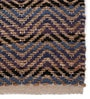 Slaney Area Rug 63 x 91 Inch in Blue by Amberville