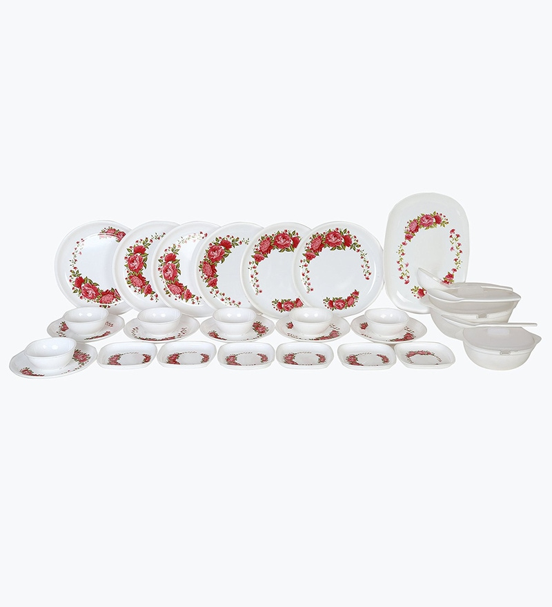 Sugam Omega Microwave Safe Dinner Sets
