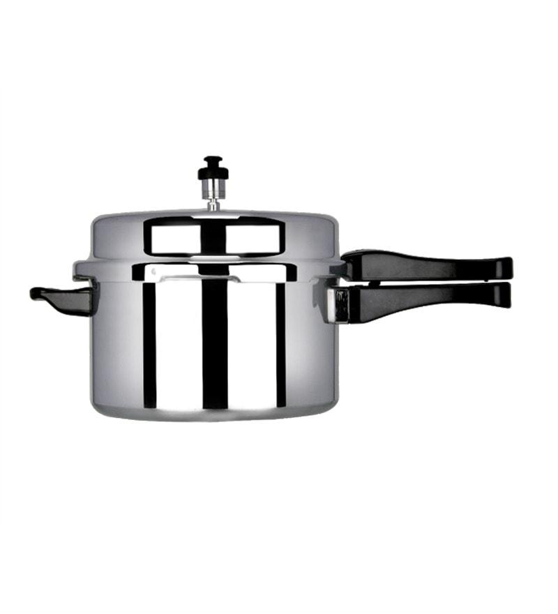Sumeet Aluminium 5 L Pressure Cooker