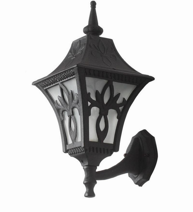 Exterior Wall Light Traditional WL1972 by Superscape Outdoor Lighting