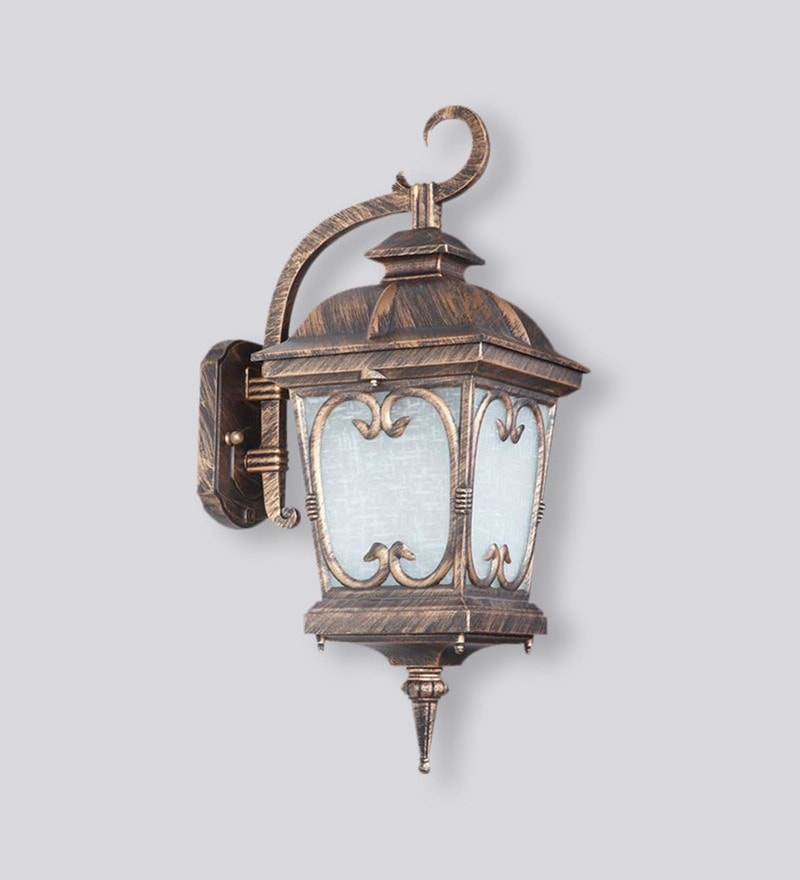 Exterior Wall Light Traditional WL1143 by Superscape Outdoor Lighting