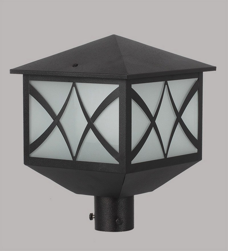 GL4669 Post Light by Superscape Outdoor Lighting