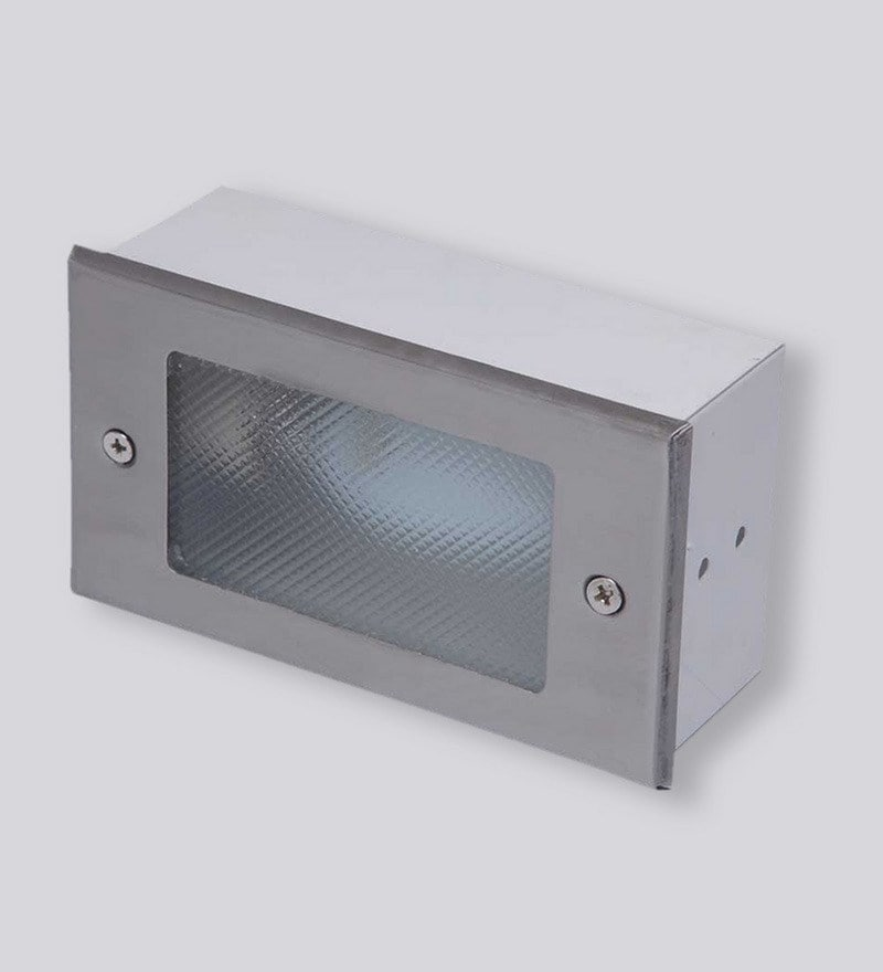 Outdoor Step Light Concealed FLC13 by Superscape Outdoor Lighting
