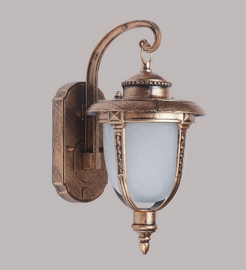 Exterior Wall Light Traditional WL1060 by Superscape Outdoor Lighting