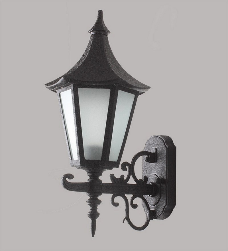 Exterior Wall Light Traditional WL1834 by Superscape Outdoor Lighting