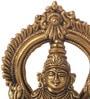 Suriti Copper Brass Saraswati Idol