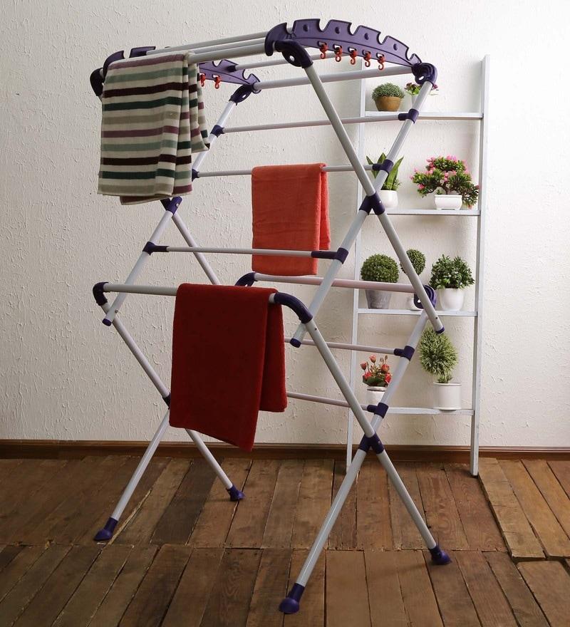JJ Sanitaryware Cloth Dryer Stand(CDS-23)