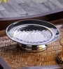 SWHF Hammered Chrome Stainless Steel Soap Dish (Model No: SWLI0002)