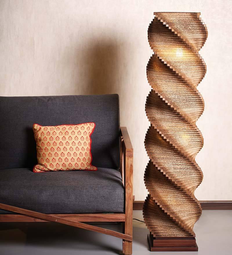 Basilisk Floor Lamp by Sylvn Studio