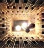 Sylvn Studio Black Sierra Floor Lamp