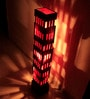 Sylvn Studio Red Sierra Floor Lamp