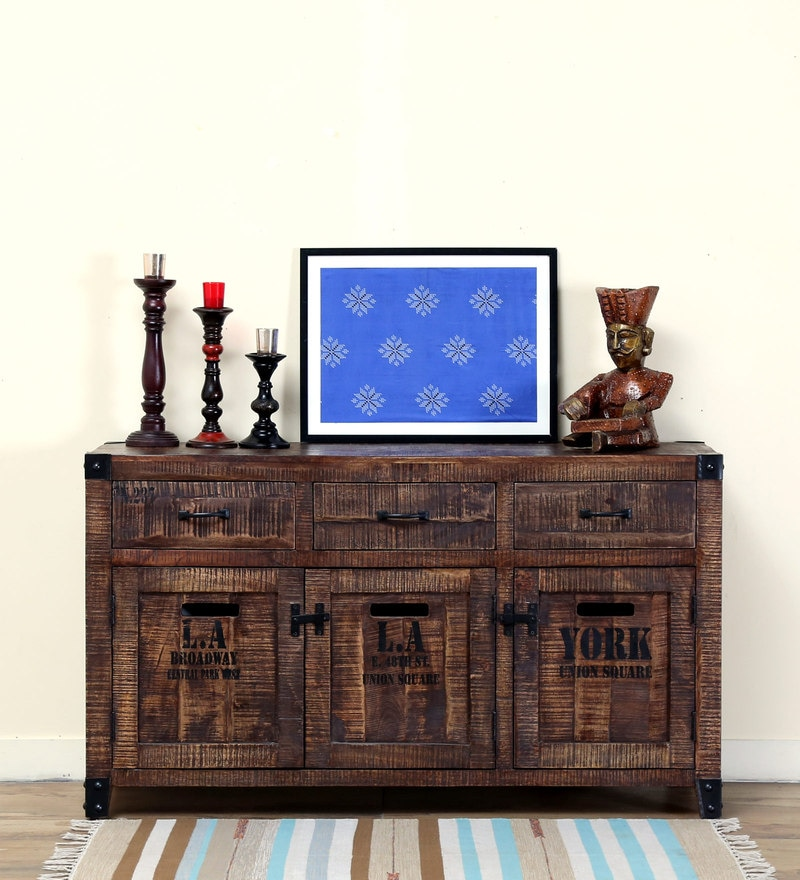 Talon Sideboard in Distress Finish by Bohemiana