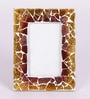 Taha Photo Frame in Multicolour by Amberville