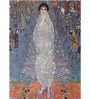 Tallenge Gallery Wrap Canvas 18 x 24 Inch Old Masters Collection Baroness Elizabeth by Gustav Klimts Framed Digital Art Prints