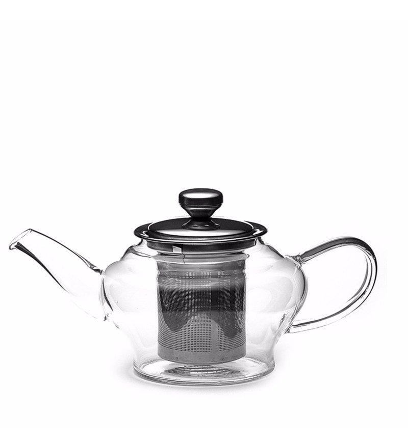 Teabox Neo Borosilicate Glass 450 ML Teapot