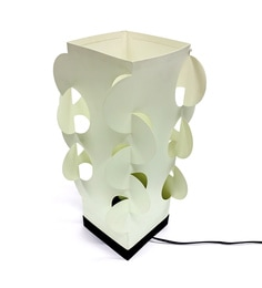The Light Box Off White Paper Bounty Lamp Shade