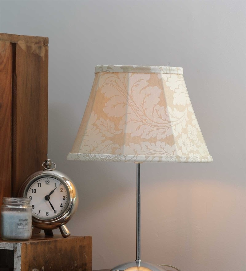 Buy the purple turtles shadow play lotus white banana fiber lamp beige canvas regal glory lamp shade by the good shade aloadofball Image collections