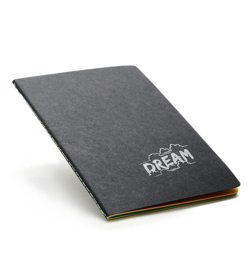 Multicolor Paper Dream Color Kraft Book by Thinkpot