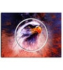 Hashtag Decor The Eagle Engineered Wood 27 x 20 Inch Framed Art Panel