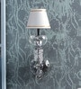 Transparent Crystals Wall Light by Kapoor E Illuminations