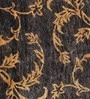 Black & Gold Jute Carpet by The Rug Republic