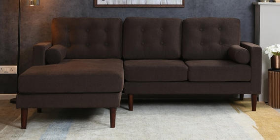 L Shaped Sofa Buy L Shaped Corner Sofa Sets Online At Best Prices