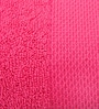 Fuschia Cotton Hand Towel - Set of 2 by Tomatillo