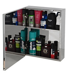 Trendy Toplook Stainless Steel Bathroom Cabinet