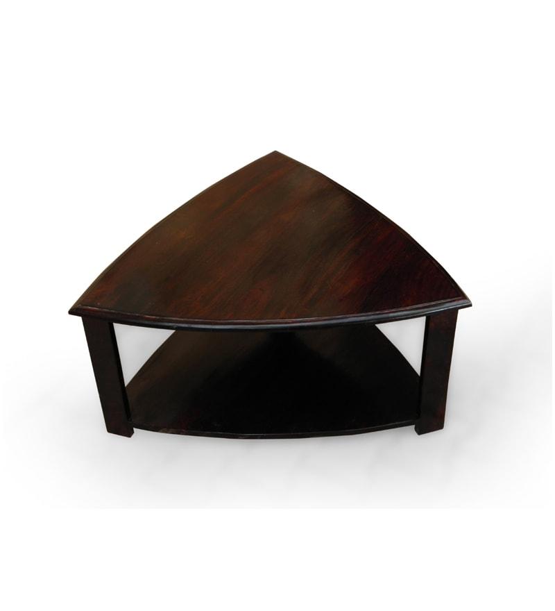 Triangular Coffee Table By Mudramark Online Contemporary