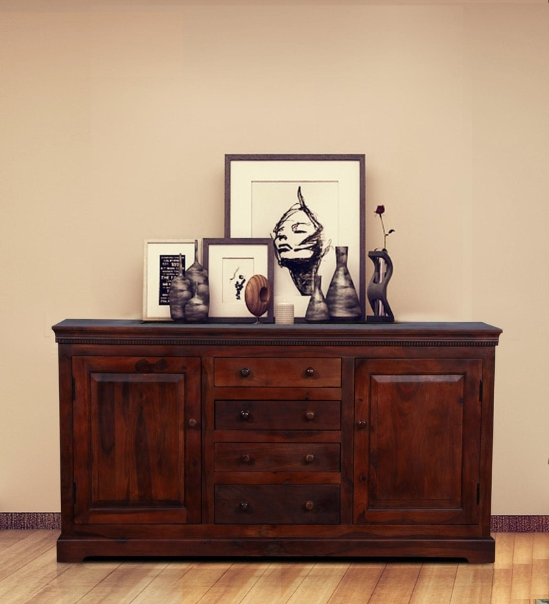 Trafford Sideboard in Warm Rich Finish by Amberville