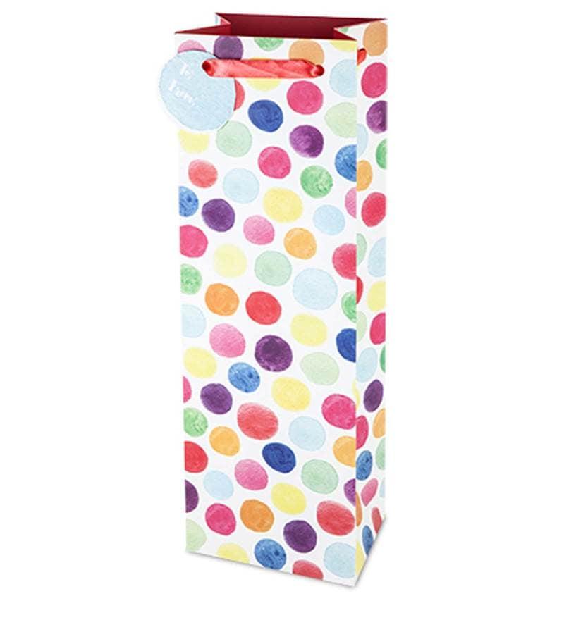 TRUE Water Colour Dot Bag - Set of 2
