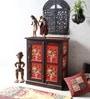 Nalini Hand Painted Cabinet by Mudramark