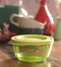 Tupperware Green Style Diva Bowl 450 Ml - Set Of 2
