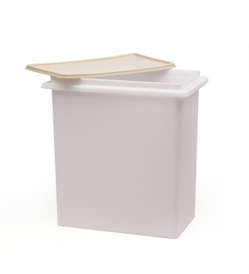 Buy Tupperware Beige Rice/Atta Storage Container (10 Kg