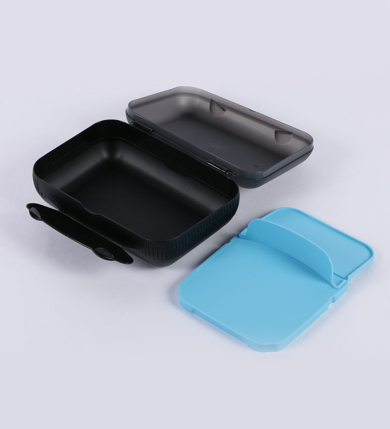 Buy Tupperware Black Plastic At Lunch Box Online Lunch