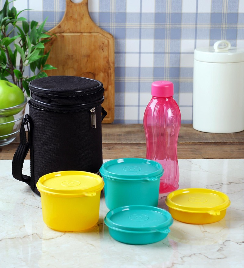 Tupperware Family Lunch Set