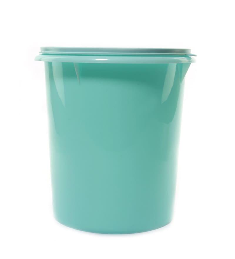 Buy Tupperware Giant Blue 8750 Ml Canister Online